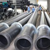 Dn300長さ3mのEn598延性がある鉄の管はシステム管フランジを付けたようになった