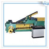 Plc-Ballenpreßautomatischer Schrott-kupferne emballierenmaschine
