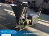 Misturador de cisalhamento elevadas 7.5kw Misturador Inline (em linha de cisalhamento elevadas misturador)
