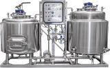 bouilloire électrique de Brew de bière de l'acier inoxydable 400L