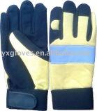 Перчатка Перчатк-Промышленного Перчатк-Микро- волокна Перчатк-Безопасности работы Перчатк-Дешевая