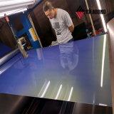 Полиэстер алюминиевый рулон оформление материалов