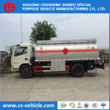 HOWO 4*2 5000 van de Brandstof Liter van de Vrachtwagen van de Tanker voor Verkoop