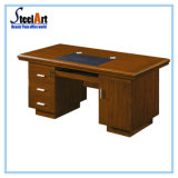 Büro-Möbel-hölzerner Computer-vollziehendschreibtisch