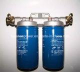 Supports de montage de base en aluminium haute qualité du carburant diesel Dahl Baldwin Racor filtre séparateur d'eau du filtre à carburant Paker sièges Éléments00012368 Sdec S+01 Filtre à huile à Shanghai