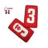 Ricamo rosso dello Special di figura di numero personalizzato nuova zona della qualità superiore