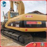 330c Utilisé Caterpillar hydraulique sur chenilles Pelle minière en provenance du Japon machinerie de construction