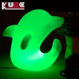 Luz de LED LED candeeiros de mesa dos golfinhos