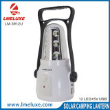 12 SMD LED nachladbare Emergency Laterne