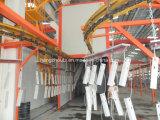 Nuova riga di pittura della macchina di rivestimento della polvere
