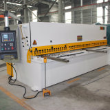Machine de tonte de plaque métallique de faisceau hydraulique d'oscillation