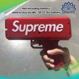 Le canon Ss17 d'argent de canon d'argent comptant lui font le canon d'argent de pluie cadeau rouge de gosse de jouet d'usager