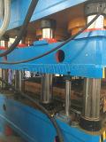 Dhp PLC制御油圧出版物機械を浮彫りにする鋼鉄ドアのパネル