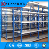 Shelving industrial de Longspan do armazenamento do armazém resistente