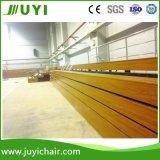 Jy-705 Bleacher escamotable classique en bois des sièges du stade du système