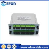 리본 섬유를 가진 공장 공급 OEM 1*16 PLC 쪼개는 도구