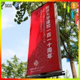 Street Hanging Fabric Printing Flying Banner