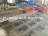 プラスチック卵の皿、ふた、機械Thermforming機械を形作るクラムシェルボックス