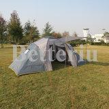 خارجيّ أسرة مخيّم خيمة مع أربعة غرفة