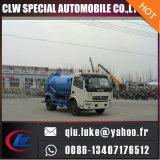 Caminhão-tanque de limpeza de esgotos 4m3