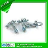 O Special faz os parafusos de polegar principais lisos com anéis de tração (2#-14#)