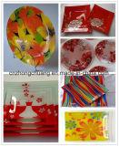 Mattonelle di vetro/di ceramica/stampante a base piatta UV della porcellana