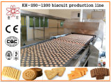 Kh600熱い販売の食糧機械のための自動ビスケット機械