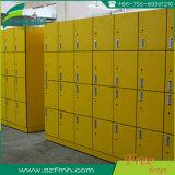 Cofre de armazenamento de funcionários HPL resistente ao impacto e à corrosão
