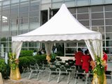 屋外のテント党、結婚するイベントのための大きく贅沢な党テント