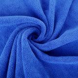 30*70 Superfineファイバータオル洗浄によって厚くされる吸収性タオルの乾燥した毛タオルの420グラム