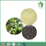 Выдержка 5%-95% Piperine черного перца 100% естественная