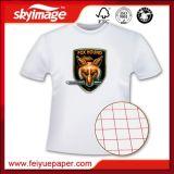Papel profissional de transferência de t-shirt de qualidade para camiseta 100% algodão leve