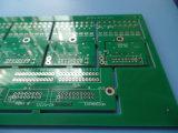 PWB verde de Soldermask do fornecedor de Nanya 4 camadas com HASL
