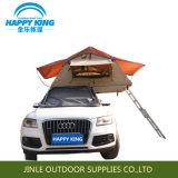 最も売れ行きの良い屋外のキャンプ車の屋根の上のテント