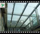 стекло закаленной безопасности 6mm+12A+6mm изолированное/полое для стекла Buinding