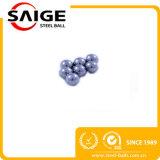 ISO AISI420 G100 4.763mm Bola de aço inoxidável de deslizamento endurecido