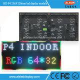 Pantalla de interior a todo color del alquiler P4 LED de SMD para la etapa