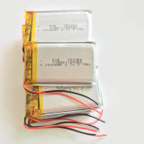 3.7V 1000mAh 753050 Lithium Polymer Lipo bateria recarregável para MP3 MP4 MP5 DVD Pad Mobile Tablet PC Power Bank