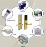 최신 판매 간단한 임명 민감한 전자 황금 자물쇠