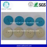 Les ABS imperméabilisent l'étiquette de blanchisserie d'IDENTIFICATION RF pour l'aperçu gratuit
