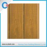 Los paneles de madera del PVC de 8 pulgadas para el techo y la pared del cuarto de baño