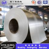 L'acier enduit d'une première couche de peinture de Galvalume enroule le panneau en aluminium de tôle d'acier de zinc de couleur