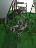 Muebles plegables al aire libre de Ourtdoor del marco del metal de la silla que acampa