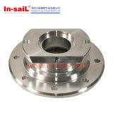 慣習的な機械化のフランジを機械で造る概要工学CNC