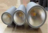 aplique doble del cilindro de la luz de la pared de la MAZORCA de las caras 10W