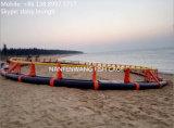 Cages de flottement de pisciculture de matériel d'aquiculture de PE de qualité pour le Tilapia