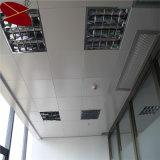 中国の卸し売り粉のコーティングの原価の立体アルミニウム偽の天井