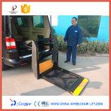 Elevador elétrico & hidráulico do CE da cadeira de rodas do carro para o passageiro