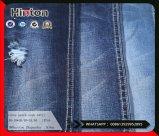 голубая ткань джинсовой ткани Twill простирания хлопка 9.8oz