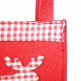Polyester-Weihnachtsgeschenk-Beutel 100% für Weihnachtsgeschenke